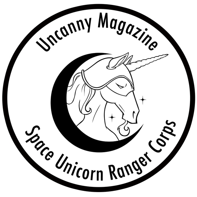 The Space Unicorn Ranger Corps Patch
