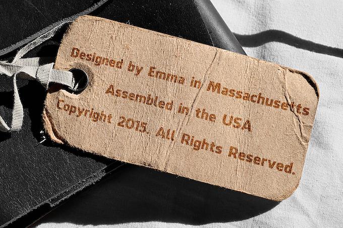 Designed in Massachusetts. Assembled in USA.