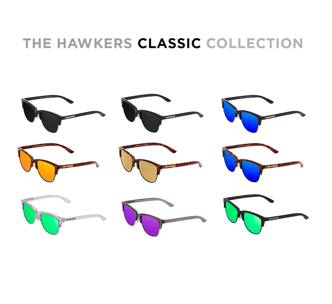 The Hawkers Classic Collection