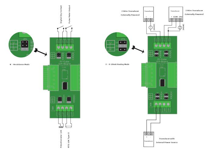 UI4 Wiring Example 1