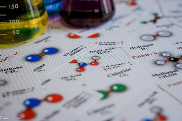 Molecule Tiny Homes Llc: Molecules: A Chemistry Card Game By Daniel D. Dulek