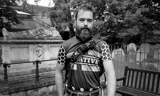 For £150 - a cycling tour with Jon Day along one of London's lost rivers. Jon Day is the author of 'Cyclogeography' (Notting Hill Editions), an account of his time as a London bike courier and a cultural history of cycling.