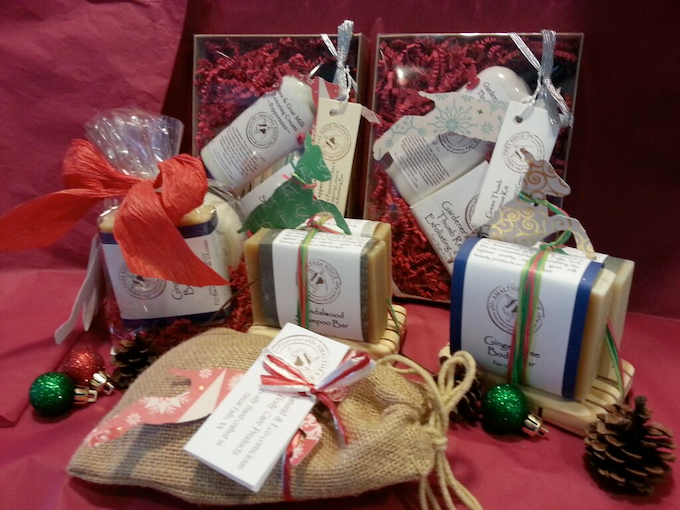 Some popular gift packages