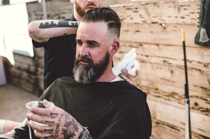 Haircuts by Fellow Barber