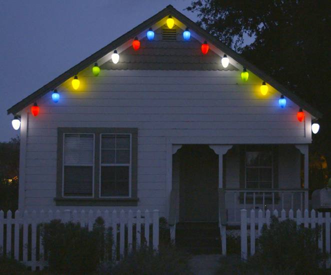 guaranteed to be in your hands by thanksgiving - Led Christmas Lights C9