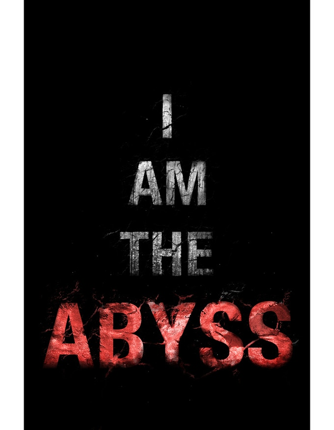 I AM THE ABYSS By Chris Morey