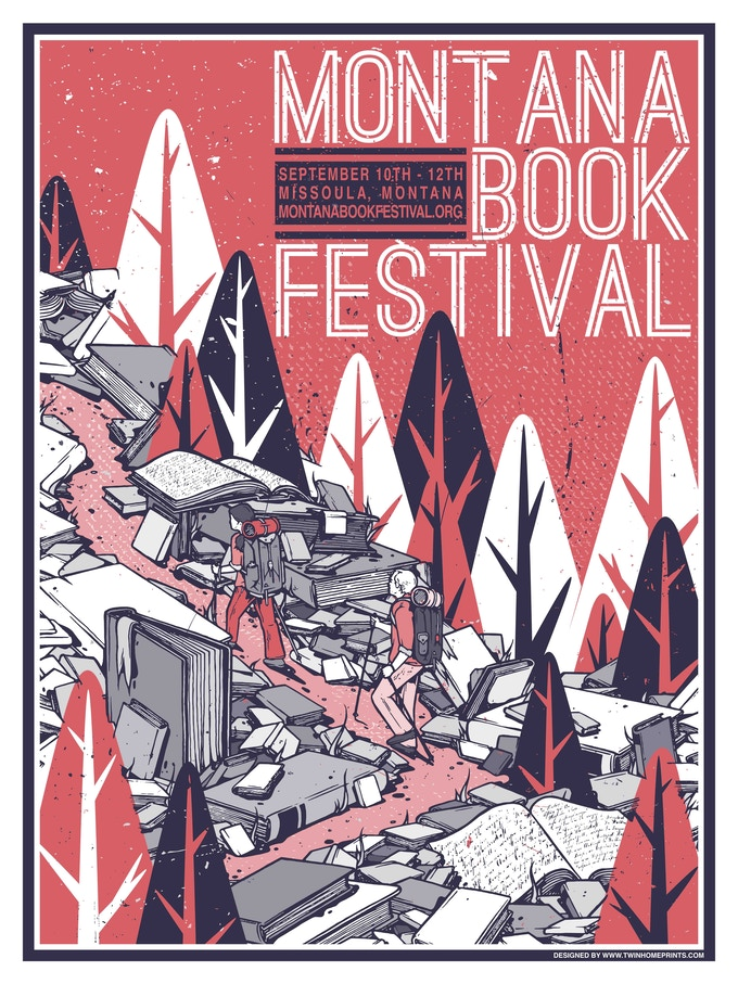 The 2015 Festival Poster (get a limited-edition screen print as a reward)