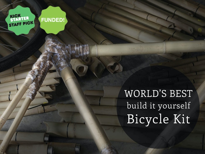 Providing you with the joy of cycling and also wants you to experience the satisfaction of building your own bicycle from scratch.
