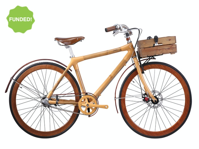 Bamboo bee Bicycle by Sunny (AhSun) Chuah — Kickstarter