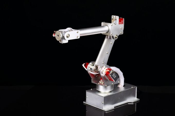 7Bot: a $350 Robotic Arm that can See, Think and Learn! by