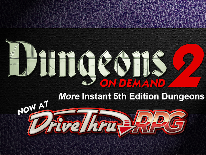 Dungeons, dragons, and more await in these pre-made adventures for your 5th edition campaign.