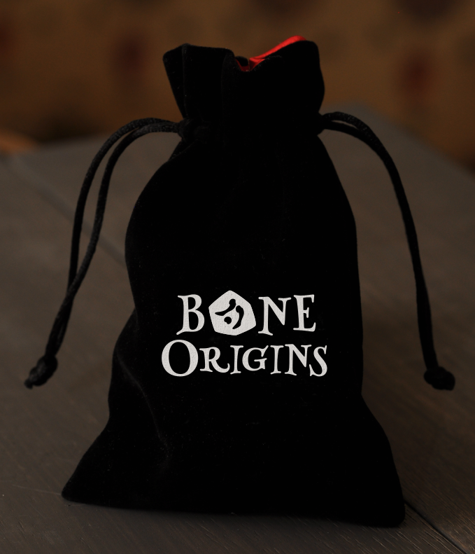 The alternative bag design as chosen by backers.