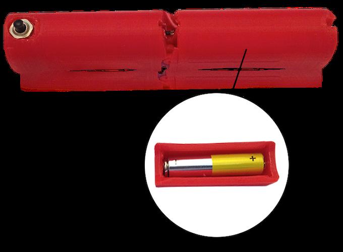 The Steer Sensor Prototype