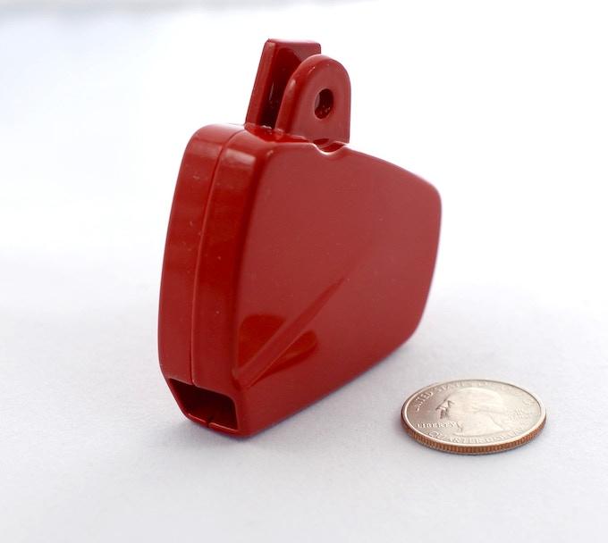 Prototype of PowerPod power meter sensor