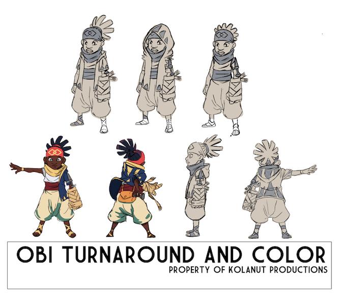 Red Origins: An Original Animated Series by Obi Ud — Kickstarter
