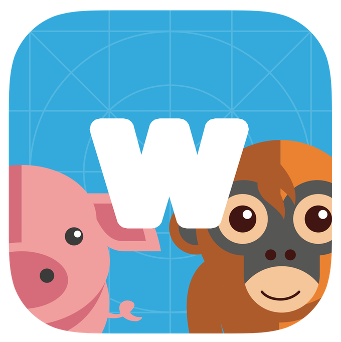 Our app icon (Click to see our website)