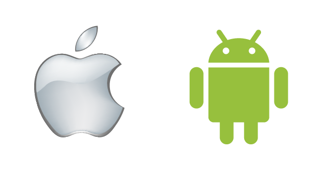 Both iOS and Android are supported