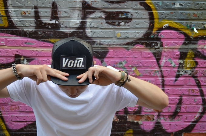 Hi Kickstarter! We are very excited to unveil our Void Custom Snapbacks to  the Kickstarter community. Our hats are different from the millions of  other hats ... 9594d72d3e3d