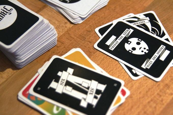 Black Card & Event Card