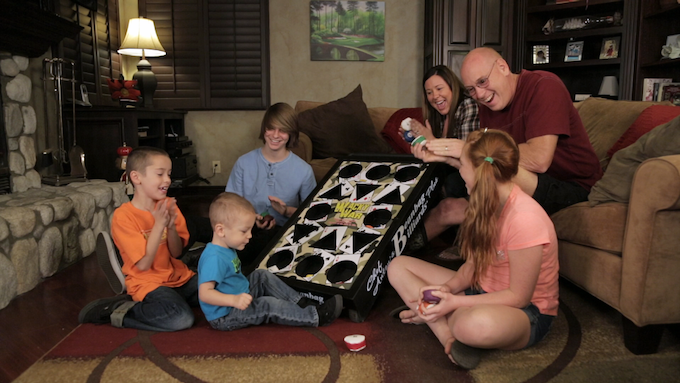 """""""The Perfect Family Game""""  #1 Mommy Blogger"""