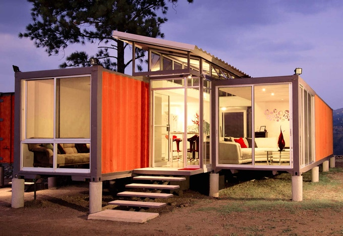 Affordable shipping container homes by home for the - Affordable container homes ...