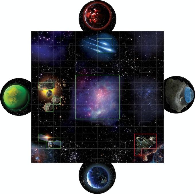 Orbital Space Board