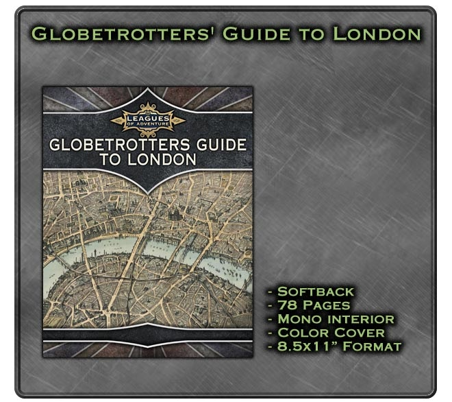 Globetrotters' Guide to London by Triple Ace Games Ltd