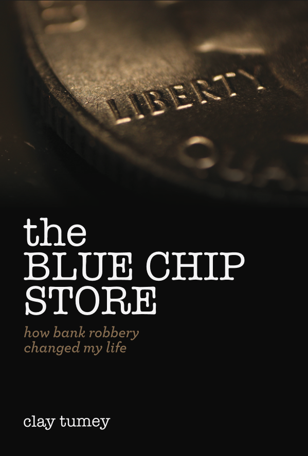 How bank robbery changed my life.  A true story about crime, prison, and second chances.