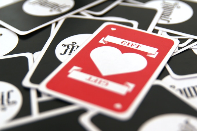 The Frantic cards