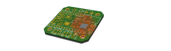 Heat dissipation from stepper driver chip