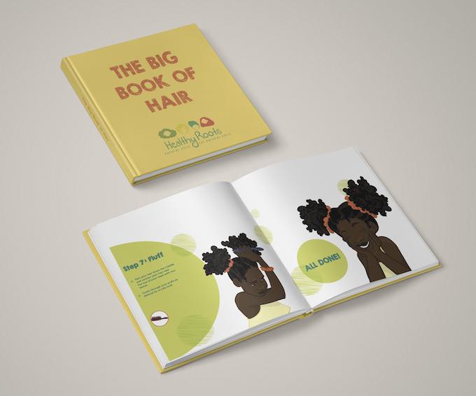 Big Book of Hair Manual