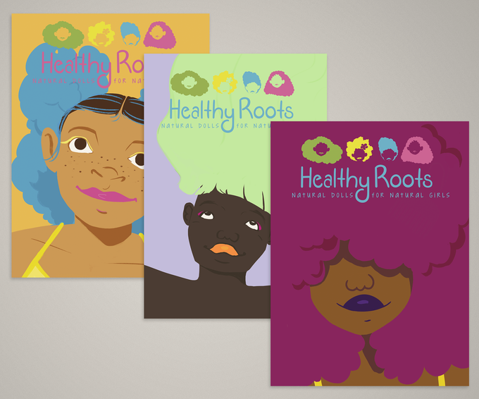 Healthy Roots Prints