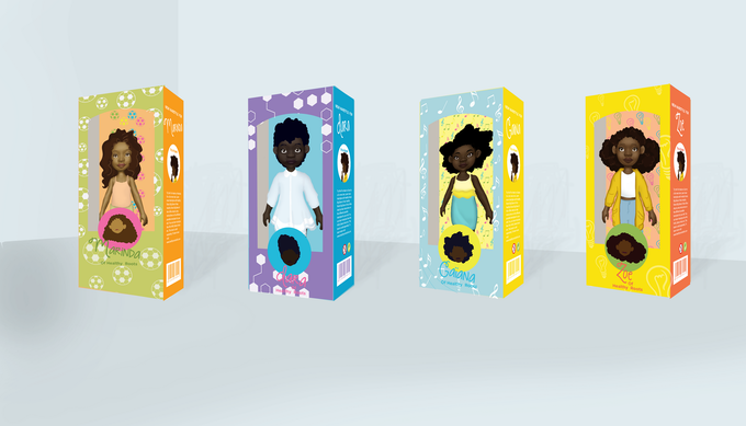 Doll Packaging Concepts
