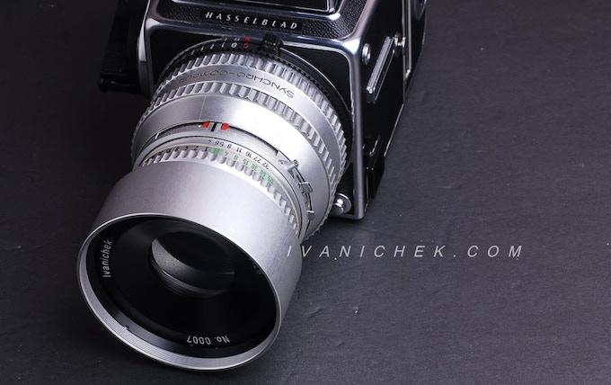 Petzvar 4/120 Petzval lens for Hasselblad 500 series