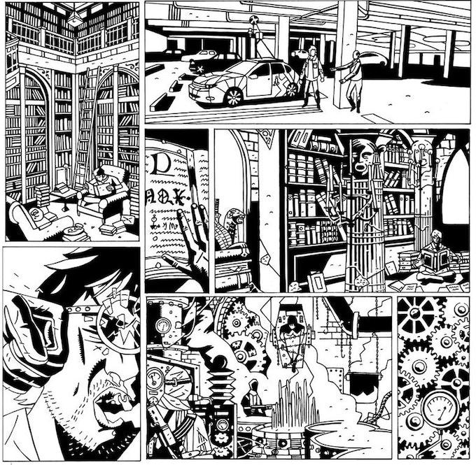 Treves: A Restless Night by Tom Ward — Kickstarter