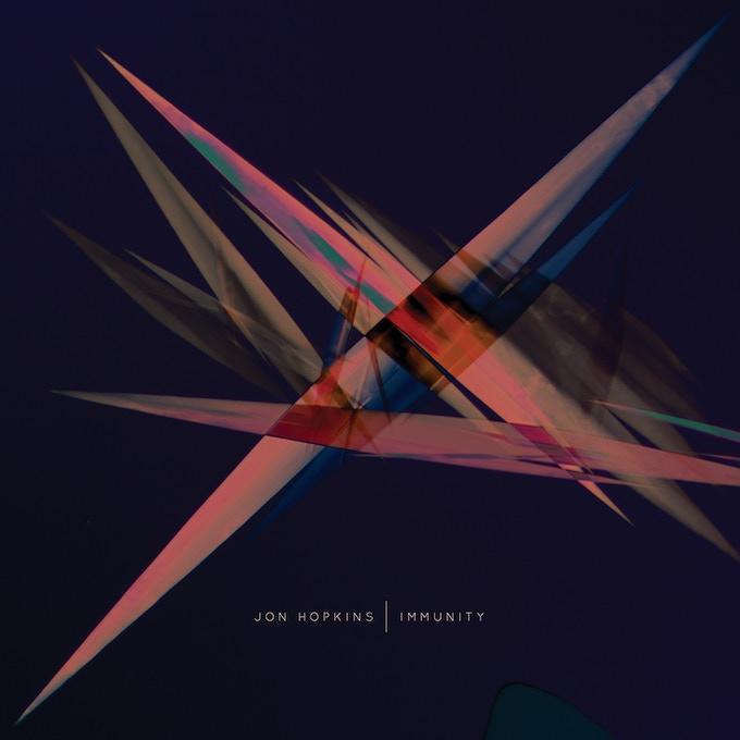 Artwork for Jon Hopkins' album Immunity.