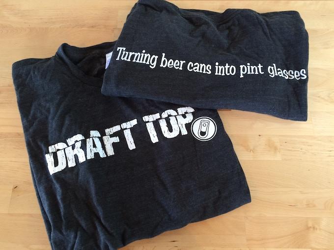 Draft Top Tri-Blend T Shirt
