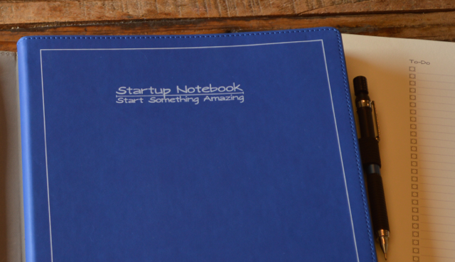 The Startup Notebook is written to help you find and create your new startup company.