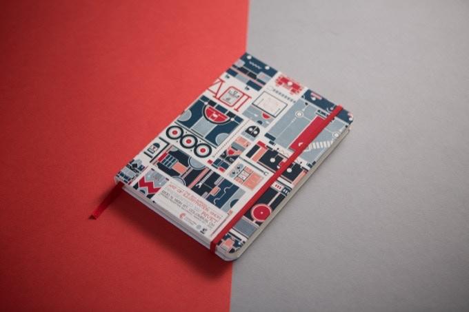 Make your design a vivid full colour print!