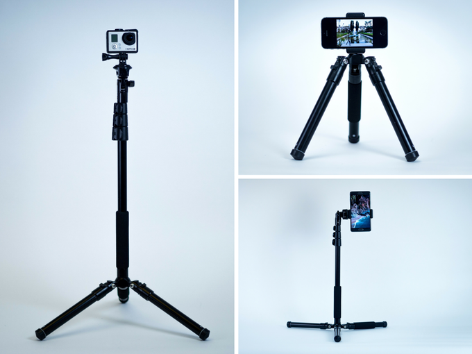 One tool for multiple photography needs