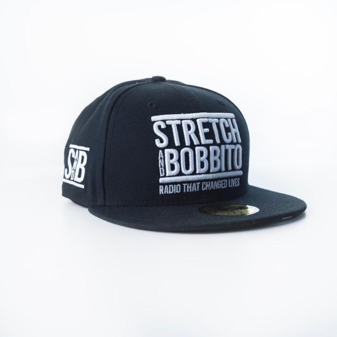 New Era x Stretch and Bobbito snapback cap