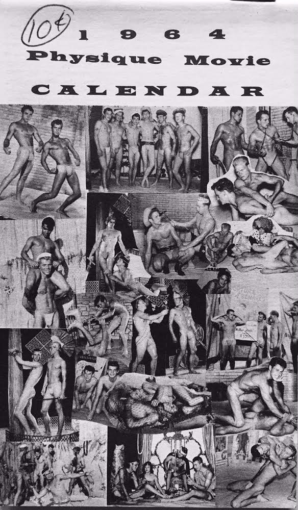 1964 Physique Movie Calendar