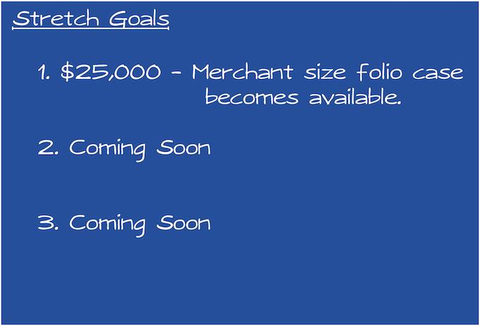 Stretch Goals Announced!