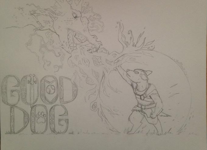 Promo Image Sketch