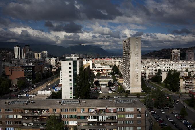 Sarajevo, July 2011