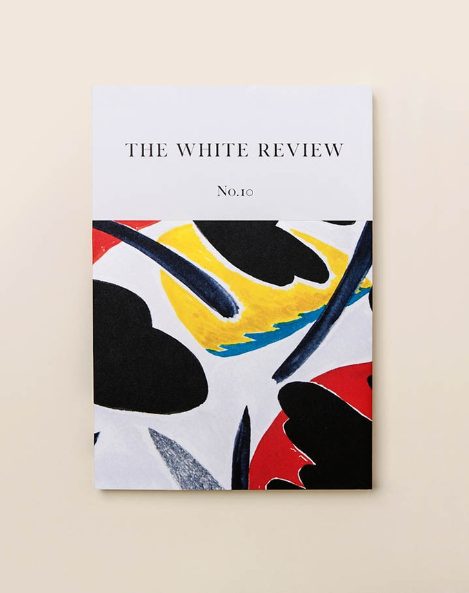 THE WHITE REVIEW NO. 10 features Jacques Ranciere, Lydia Davis, Camille Henrot, Benedict Andrews, Chris Kraus, Nicola Barker, Jean-Philippe Toussaint, William E. Jones, Joshua Abelow, Isabelle Wenzel & more.