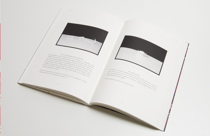 The White Review is designed by Ray O'Meara, who created a new typeface for the print magazine.