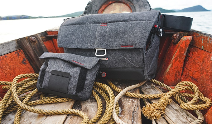 The Field Pouch and The Everyday Messenger. 2-gether 4-ever.
