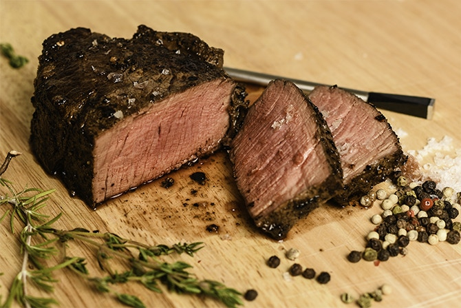 Cook a mouth watering steak with Meater!