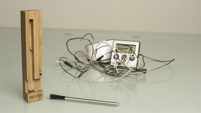 No wires, no problems!